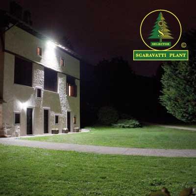 Luci a led illuminazione per esterni - Trilogy N  Sgaravatti PlantSgaravatti Plant