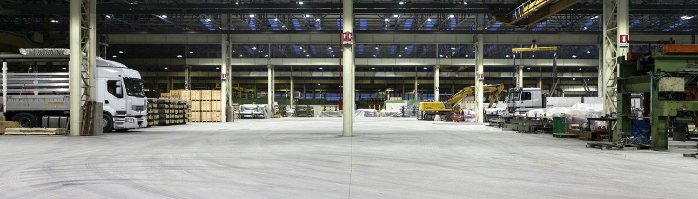 Illuminazione Led Industriale - Sgaravatti PlantSgaravatti Plant